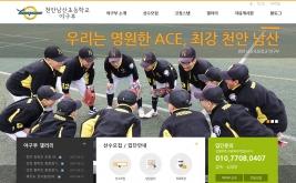 천안남산초등학교야구부